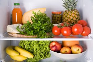 Controlling the Moisture Content of Food in order to Reduce Food Waste