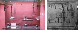 The History of the Weighing Scales